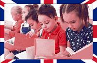 Atelier d'Anlglais (Enfants)