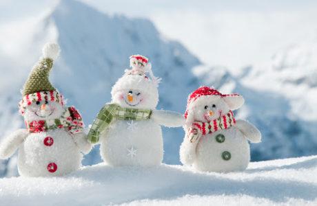 Vacances d'hiver 2021
